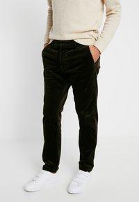 NN07 - KARL  - Pantalon classique - army - 0