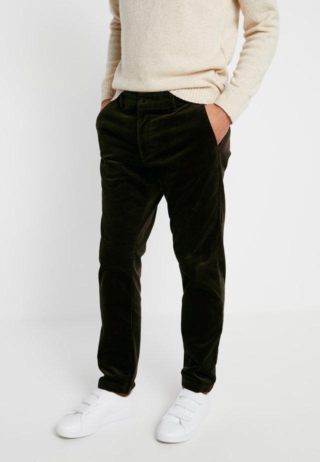 KARL  - Pantalon classique - army
