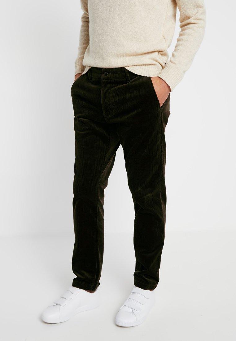 NN07 - KARL  - Pantalon classique - army