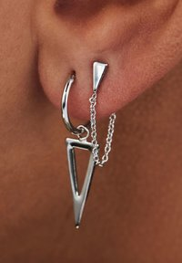 Selected Jewels - SET - Earrings - silber - 2