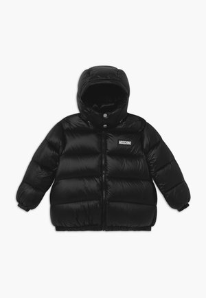 PADDED OVERSIZE - Down jacket - black