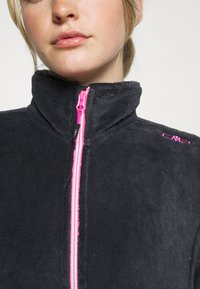 Campagnolo - WOMAN JACKET - Fleece jacket - titanio - 5