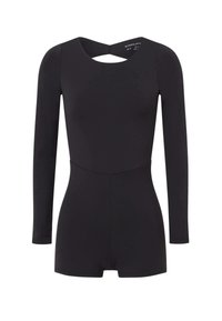 OYSHO - SHORT COMFORT  - Gym suit - black - 1