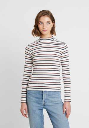 PENNY MOCKNECK - T-shirt à manches longues - annabeth cloud dancer