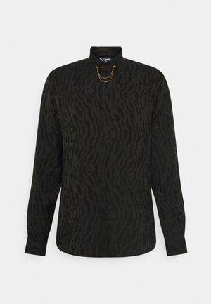 GUYANA - Košile - black