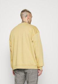 YOURTURN - UNISEX - Sweatshirt - tan - 2
