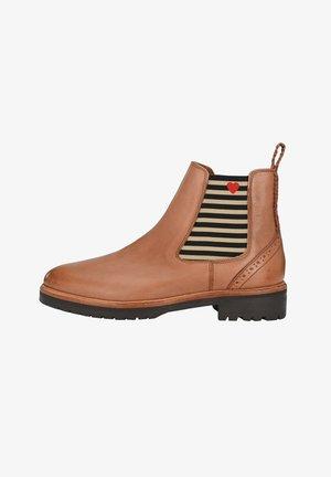 ANNI - Ankle boots - lion