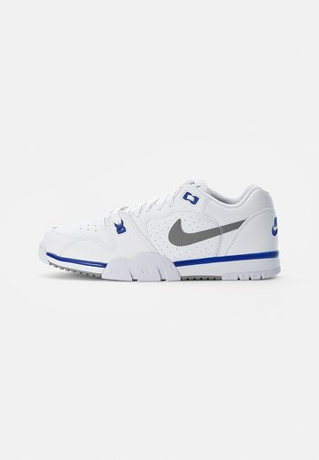 CROSS TRAINER - Zapatillas - white/astronomy blue/particle grey
