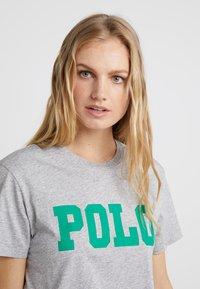 Polo Ralph Lauren - Print T-shirt - cobblestone heath - 4