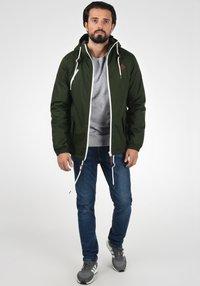 Solid - TILDEN - Light jacket - Climb Ivy - 1