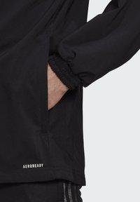 adidas Performance - Træningsjakker - black - 5
