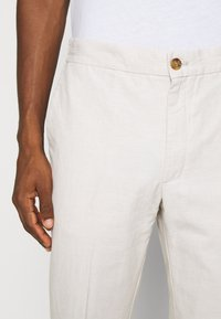 Banana Republic - WAIST PANT - Trousers - stone - 4