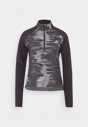 ZIP - T-shirt sportiva - purple