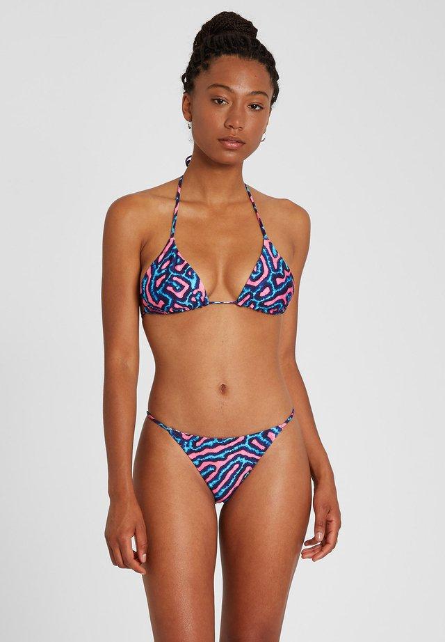Haut de bikini - multi-coloured