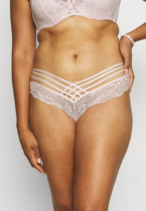 DUET STRAPPY PANTY - Trusser - soft pink