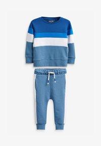 Next - SET  - Sweatshirt - blue - 0