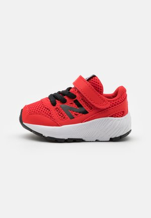 570 WELCRO UNISEX - Neutral running shoes - red