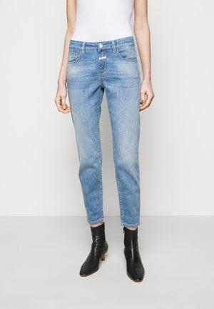 BAKER - Zúžené džíny - mid blue
