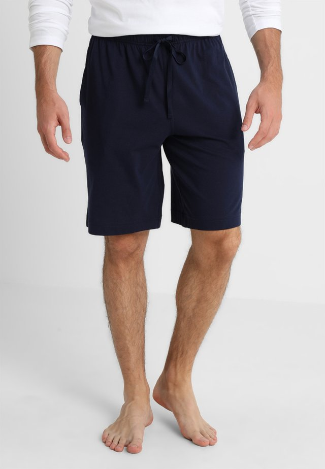 LIQUID - Pyjamahousut/-shortsit - cruise navy