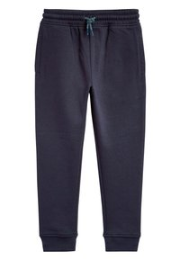 Next - MULTI BLACK SKINNY FIT 3 PACK JOGGERS (3-16YRS) - Tracksuit bottoms - blue - 2
