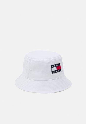 HERITAGE BUCKET UNISEX - Hat - white