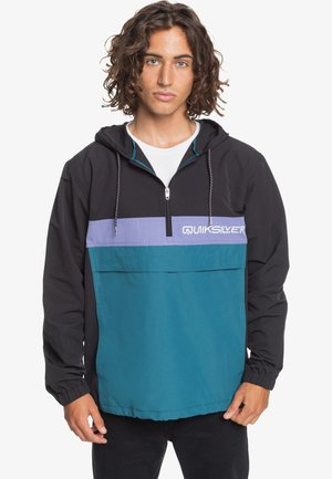 EXPRESSION SESSION  - Windbreaker - black
