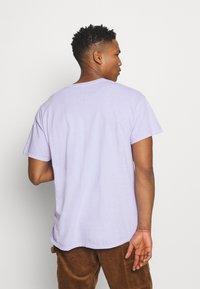 Topman - PARIS TEE - T-shirts print - lilac - 2