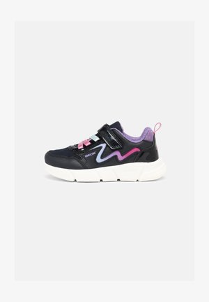 ARIL GIRL - Sneakers laag - navy/lilac