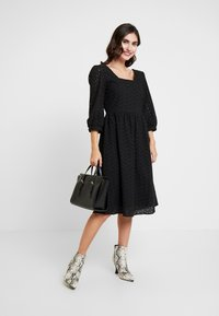 Love Copenhagen - MIRDALC DRESS - Day dress - pitch black - 2