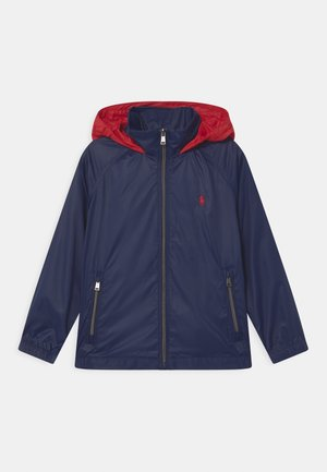 OUTERWEAR - Light jacket - newport navy/red