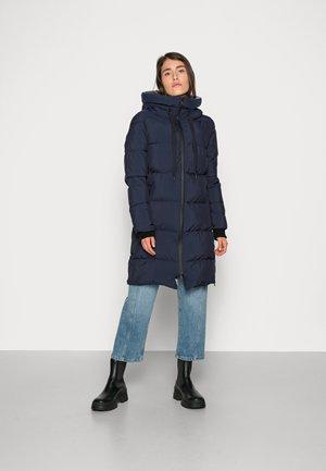 COAT QUILTED - Winter coat - midnight blue