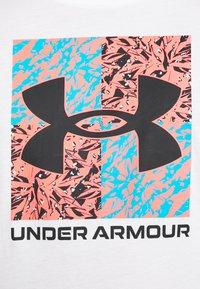 Under Armour - Sports shirt - onyx white - 4