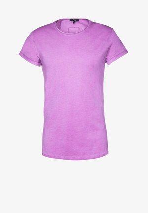 MILO - Basic T-shirt - flieder
