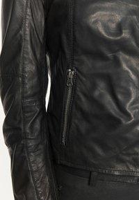 Notyz - EMMA - Leren jas - black - 6