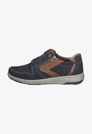 Sneakers laag - ocean kombi