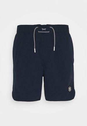 JJIFIJI JJSWIMSHORTS SOLID - Shorts da mare - navy blazer