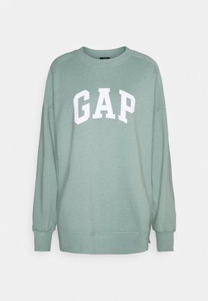 Sweatshirt - sage