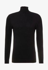 Petrol Industries - Stickad tröja - black - 3