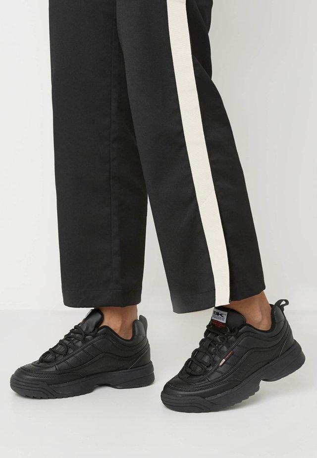 IVY - Sneakers laag - black