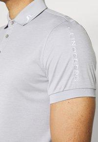 J.LINDEBERG - Sports shirt - stone grey melange - 5