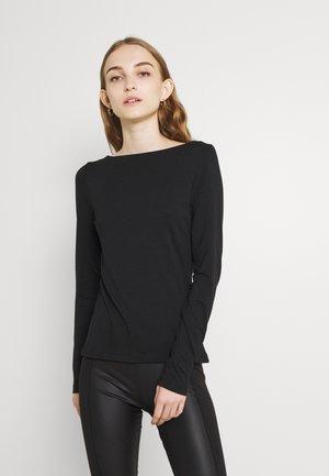 VMPANDA - Long sleeved top - black