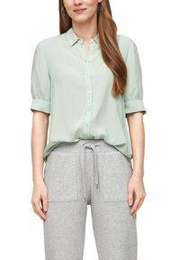 QS by s.Oliver - Button-down blouse - mint - 6