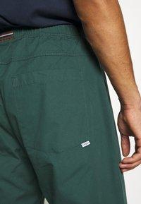 Cleptomanicx - TRANSIT TEAM - Trousers - north atlantic - 3
