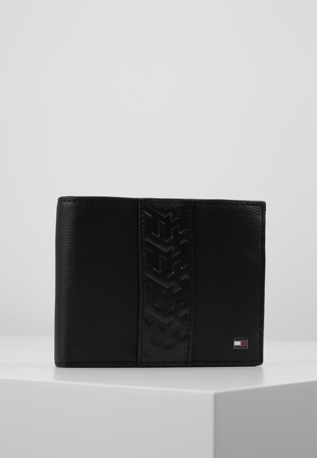 FLAP AND COIN - Portefeuille - black