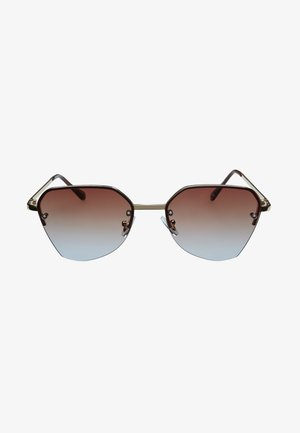 B-FLY - Sunglasses - pale gold / brown