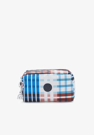 Trousse - bold check