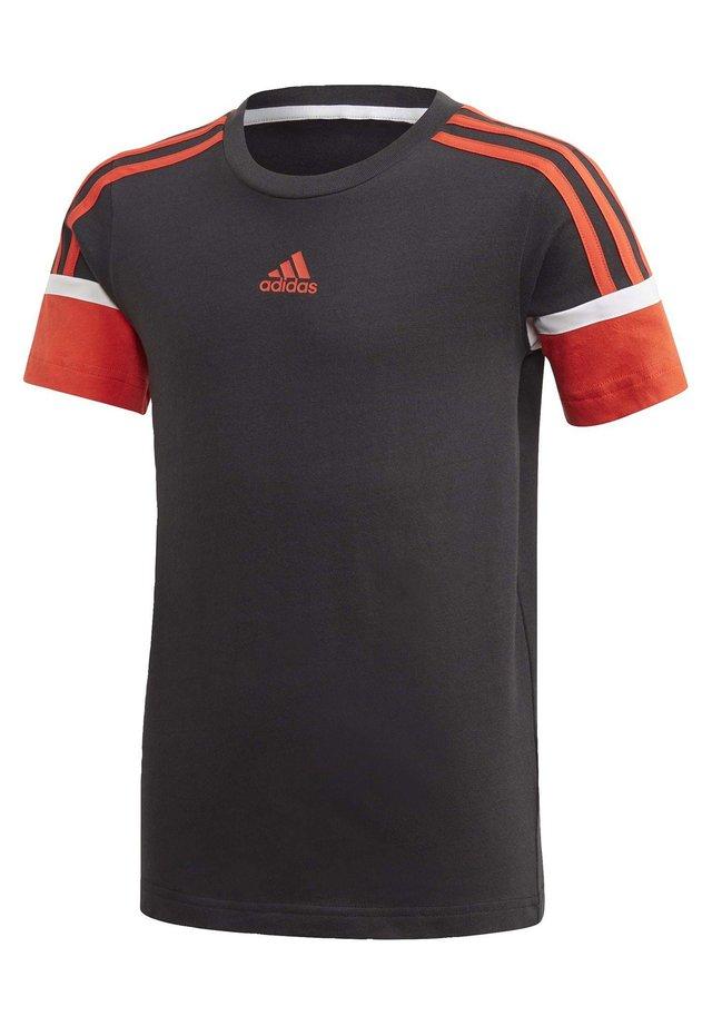 BOLD T-SHIRT - Camiseta estampada - black