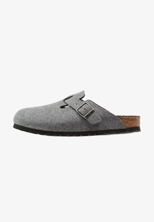 BOSTON - Slippers - grey