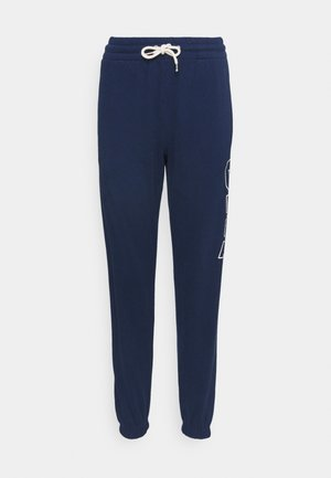 EASY - Tracksuit bottoms - elysian blue