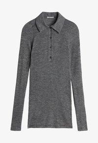 Intimissimi - Polo shirt - puzzle grigio - 3
